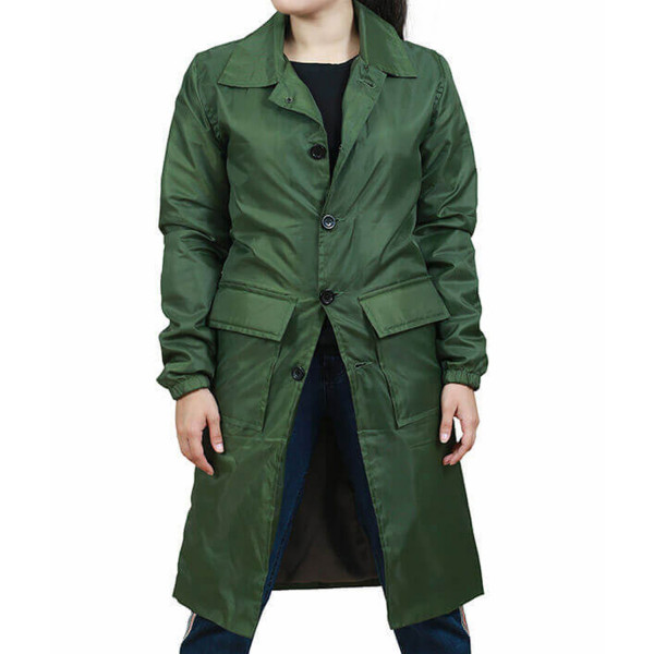 A Discovery of Witches Malin Buska Coat
