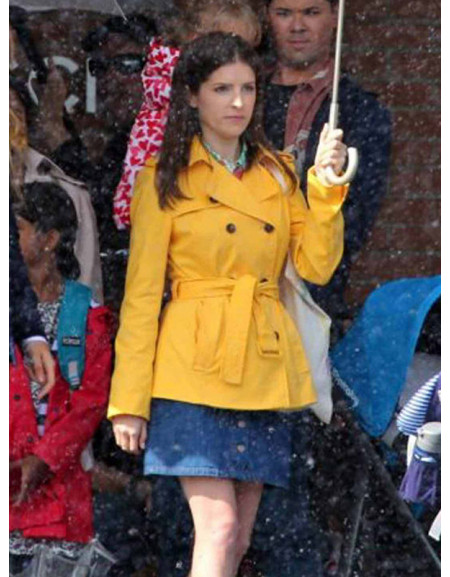 A Simple Favor Stephanie Smothers Coat