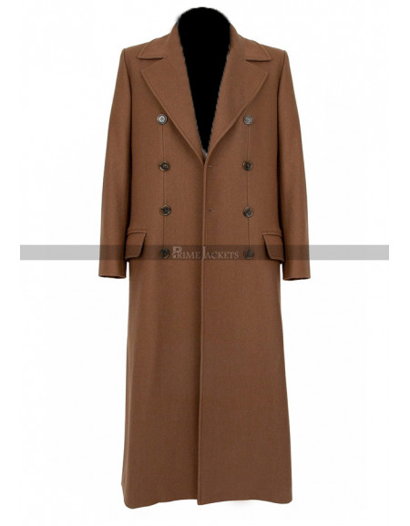 Doctor Who Tenth Doctor David Tennant Coat
