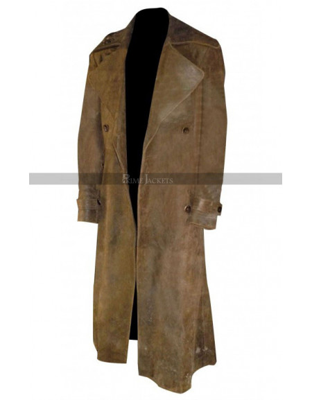 Nicolas Cage The Sorcerer's Apprentice Coat