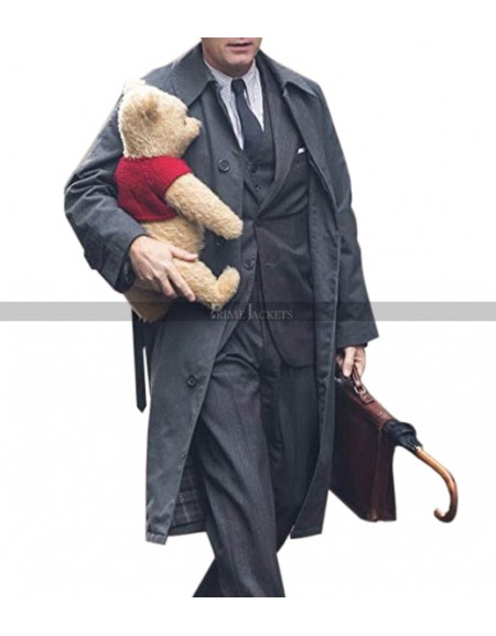 Christopher Robin Ewan Mcgregor Coat