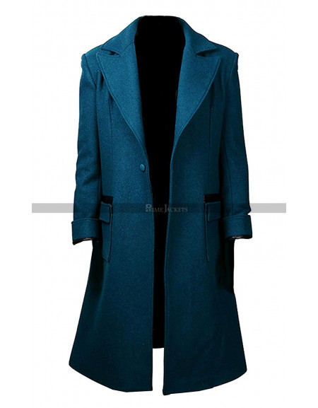Newt Scamander Fantastic Beasts and Where to Find Them Coat