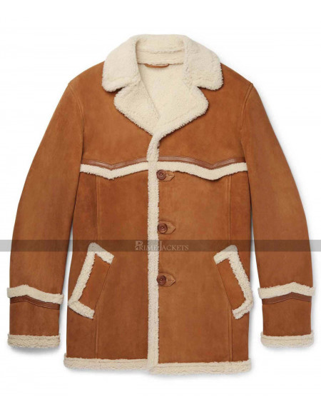 Harry Hart Kingsman The Golden Circle Coat