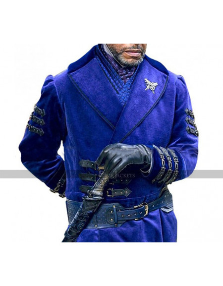 Into the Badlands Nathaniel Moon Coat