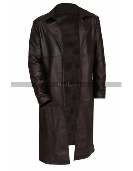 Paul Jesus Rovia Tom Payne The Walking Dead Trench Coat
