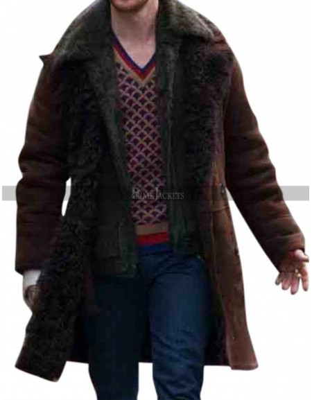 James McAvoy David Percival Atomic Blonde Coat Jacket