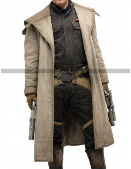 Tobias Beckett Solo A Star Wars Story Coat