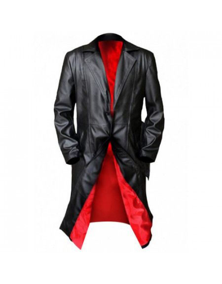 Blade Wesley Snipes Trench Black Jacket Costume