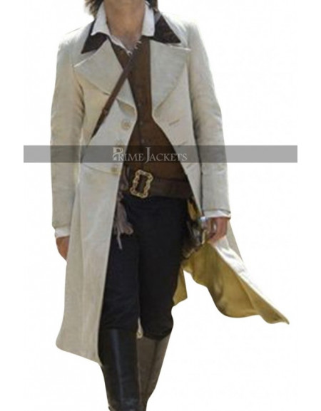 Stardust Charlie Cox (Tristan Thorn) Trench Coat