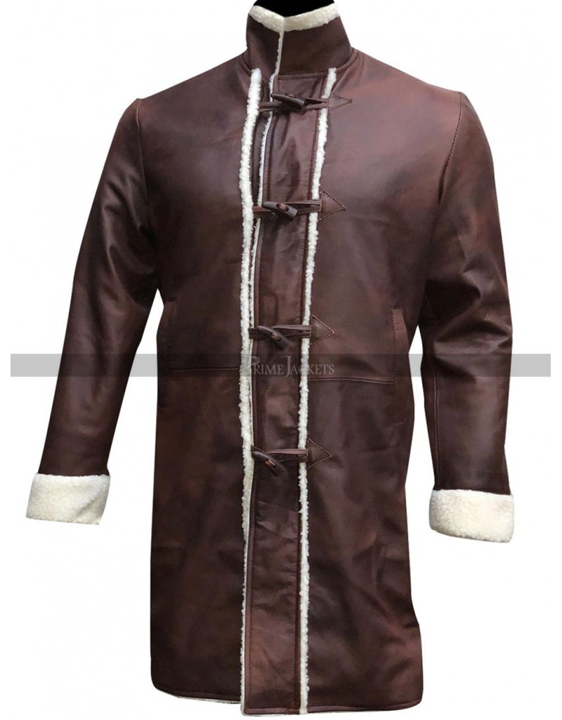 Knights of the Roundtable King Arthur Charlie Hunnam Coat