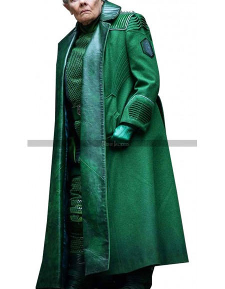 Commander Root Artemis Fowl Coat