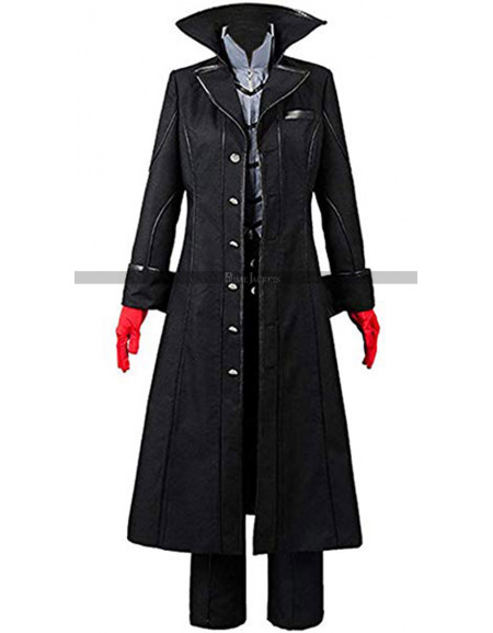 Persona 5 Joker Trench Coat