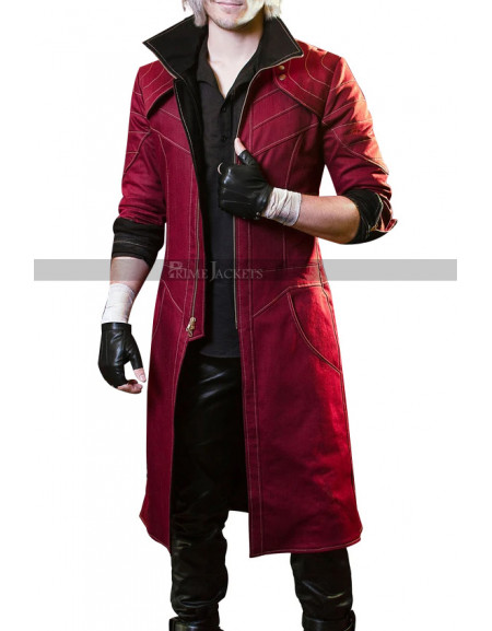 Devil May Cry 5 Son of Sparda Coat