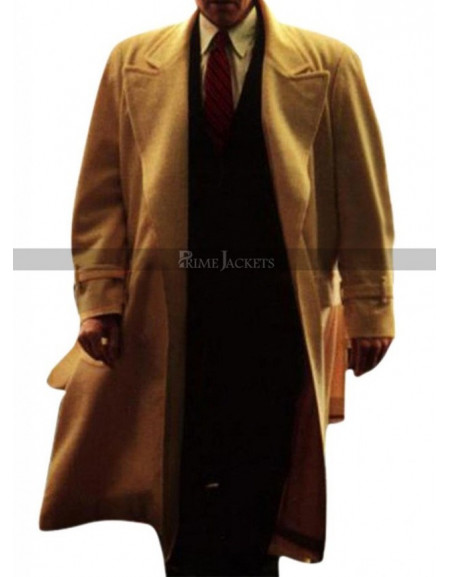 Dick Tracy Warren Beatty Yellow Coat