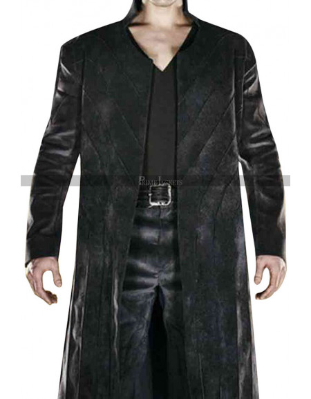 Dominion Michael Tom Wisdom Trench Coat