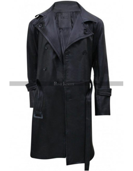 Hellboy Karl Ruprecht Kroenen Black Costume Jacket