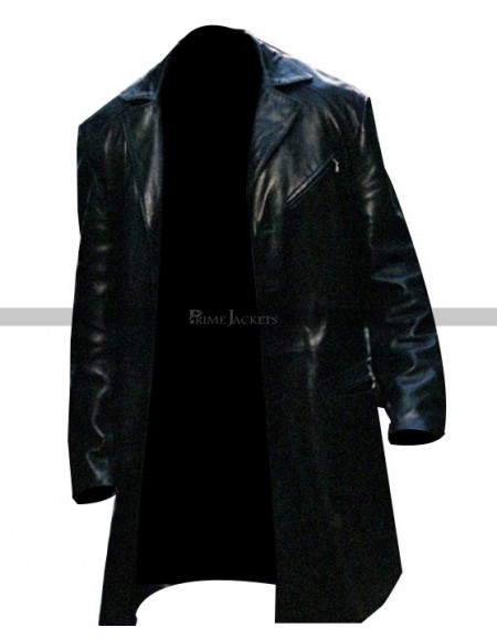 Will Smith I Robot Trench Coat
