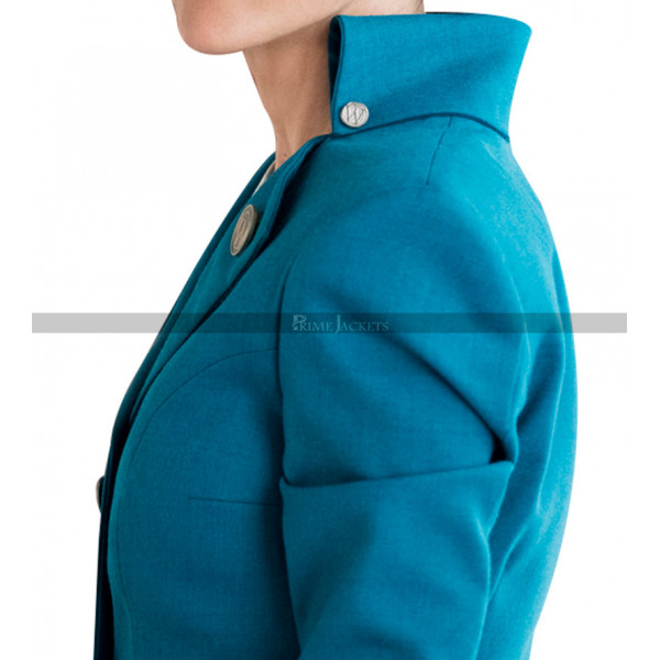 Melanie Cavill Snowpiercer Series Cotton Coat