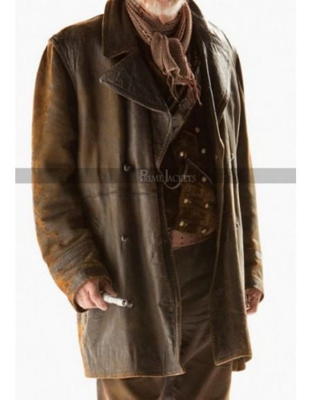 War Doctor Who John Hurt Brown Coat Jacket