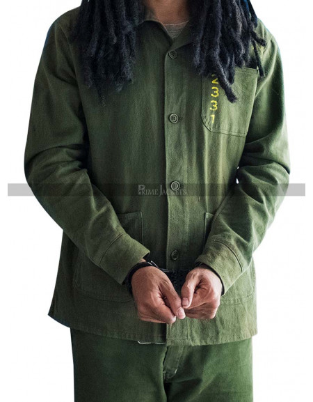 Layton Well Snowpiercer Series Green Coat