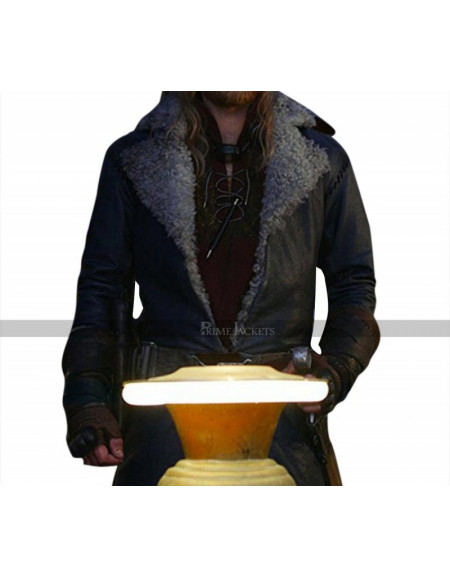 Mortal Engines Nils Lindstrom Fur Coat