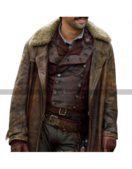 Lin Manuel Miranda His Dark Materials Coat
