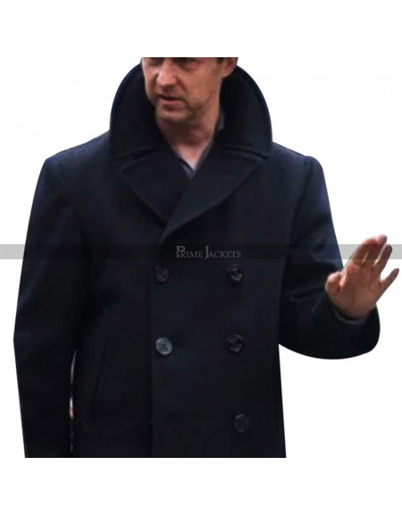 Motherless Brooklyn Lionel Essrog Pea Coat