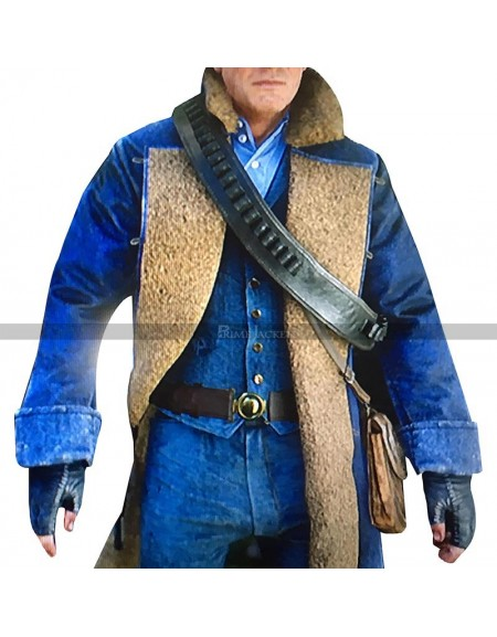 Arthur Morgan Coat Red Dead Redemption 2