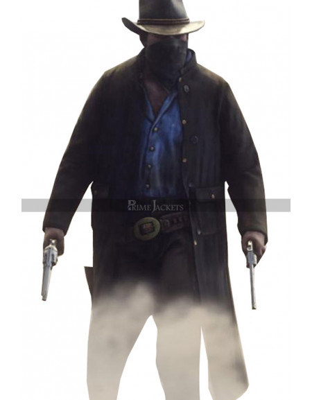 Arthur Morgan Red Dead Redemption II Black Coat