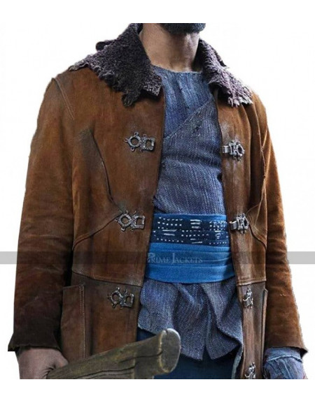 Jamie Foxx Robin Hood Little John Coat