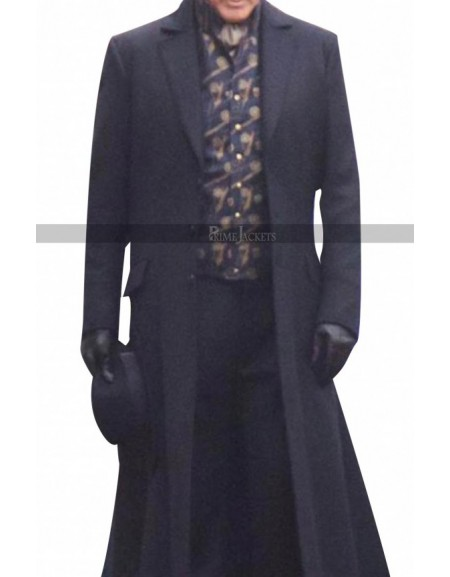 Holmes And Watson Will Ferrell Coat