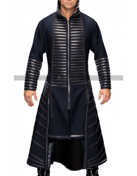 Wrestler Michael Gregory Mizanin Stylish Coat