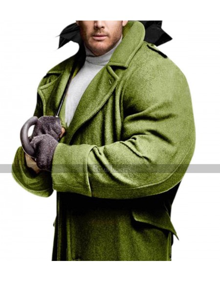 Luther The Umbrella Academy Green Coat