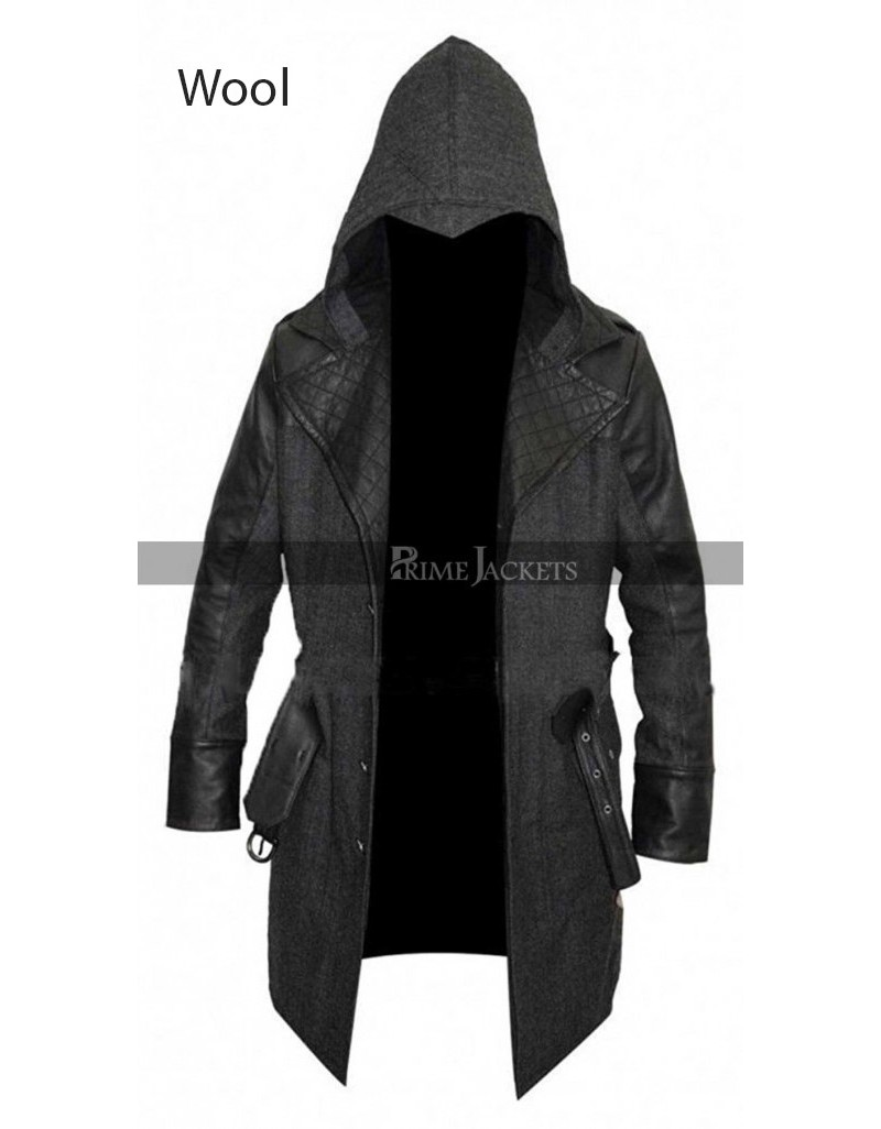 Assassin S Creed Syndicate Jacob Frye Wool Coat Costume