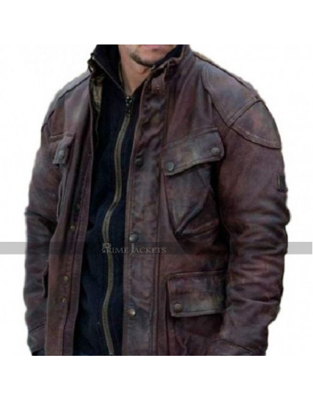 Bobby Mercer Four Brothers Brown Jacket