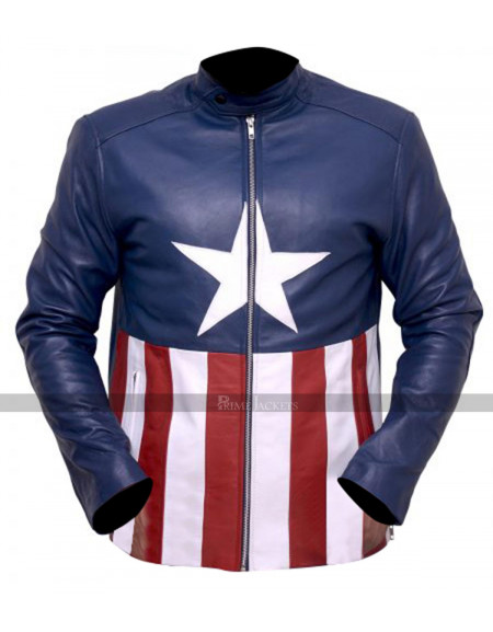 Bon Jovi Concert American Biker Leather Jacket