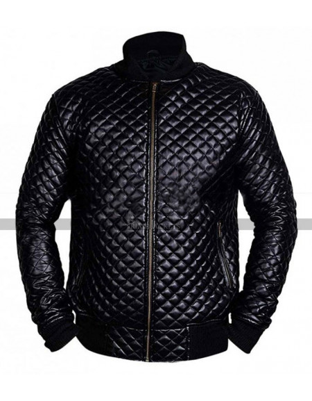 Mens Cafe Racer Motorcycle Jacket