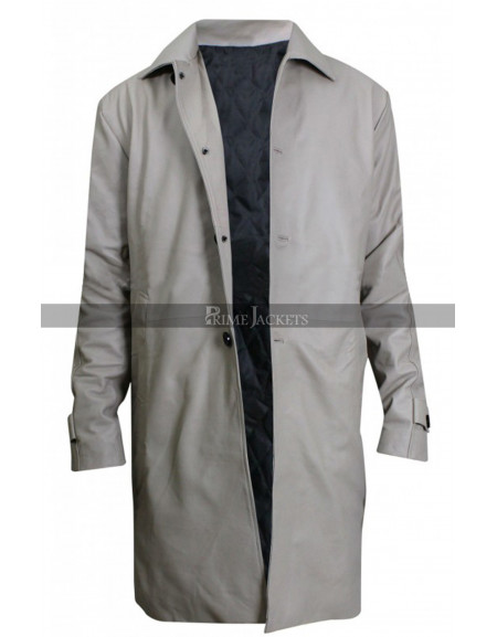 Damian Selfless Ryan Reynolds Trench Coat