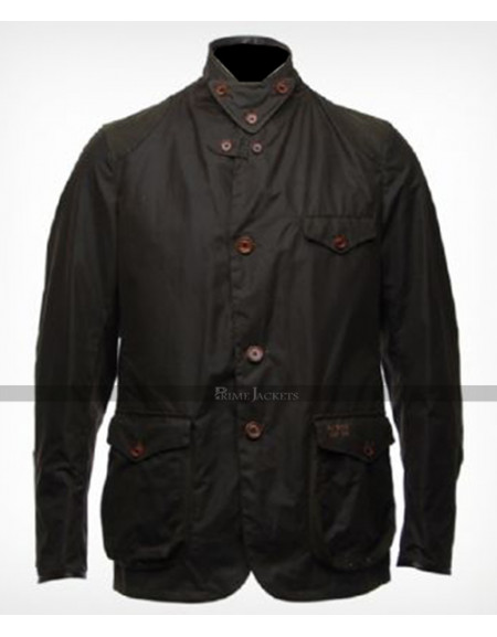 Daniel Craig Skyfall James Bond Veste Barbour Jacket