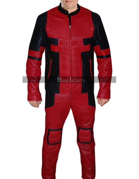 Deadpool Ryan Reynolds (Wade Wilson) Costume Pants