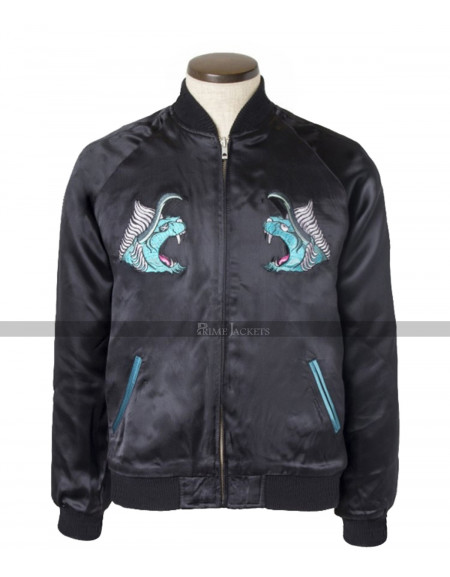 Final Fantasy XV Behemoth Bomber Jacket