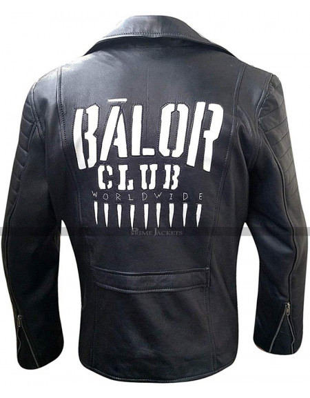 Finn Balor Leather Jacket