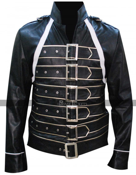 Freddie Mercury Replica Concert Leather Jacket