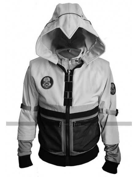 Assassin's Creed Ghost Recon Hoodie Jacket