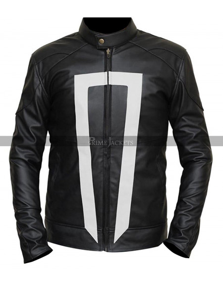 Ghost Rider Agents Of Shield Robbie Reyes (Gabriel Luna)  Jacket