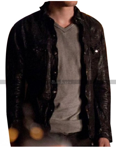 Joseph Morgan Vampire Diaries Jacket