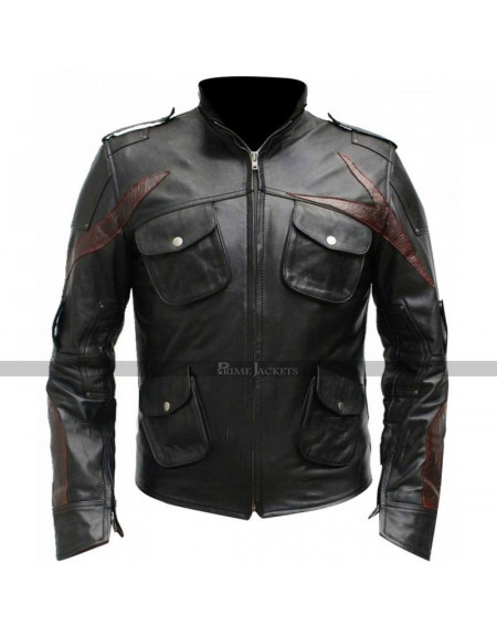 James Heller Prototype 2 Sgt Black Jacket