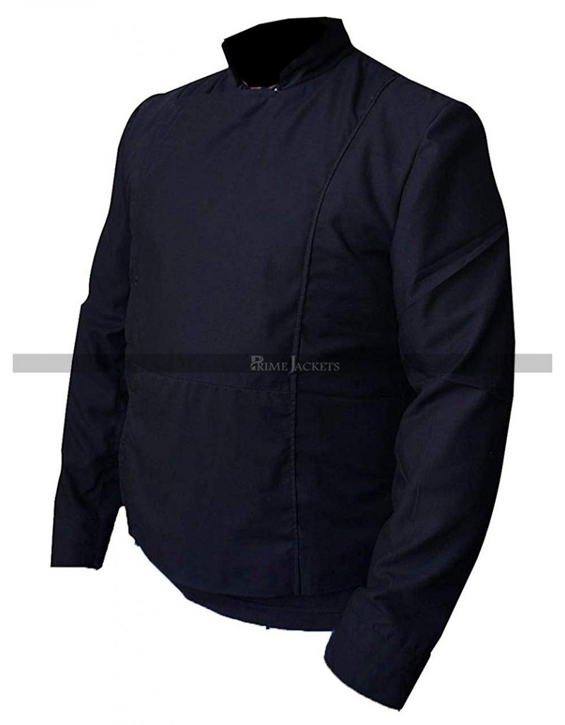 Mark Hamill Star Wars Return of The Jedi Black Jacket