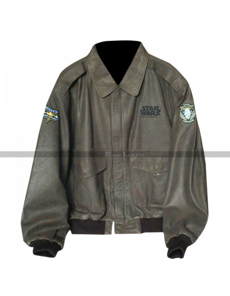 Star Wars Starfighter Pilot Bomber Jacket