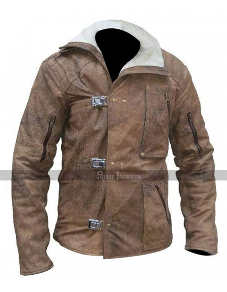 William Wolfenstein B.J Blazkowicz Leather Jacket